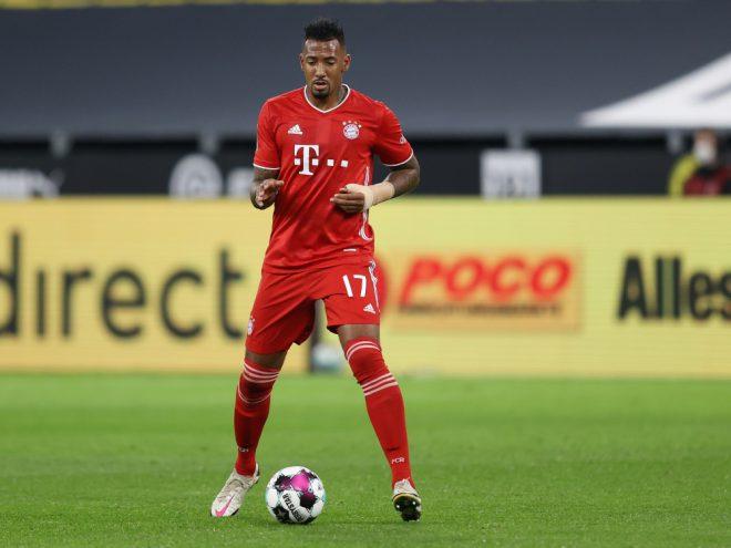 Jerome Boateng musste verletzt ausgewechselt werden