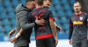 Regensburg gewinnt gegen Wiesbaden