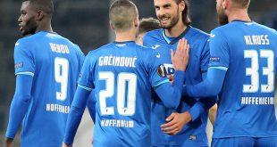Hoffenheim trifft im letzen Gruppenspiel auf Gent