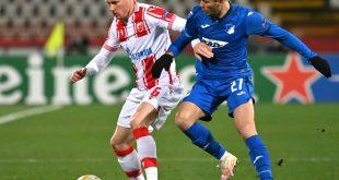 Hoffenheim macht gegen Belgrad den Gruppensieg fest