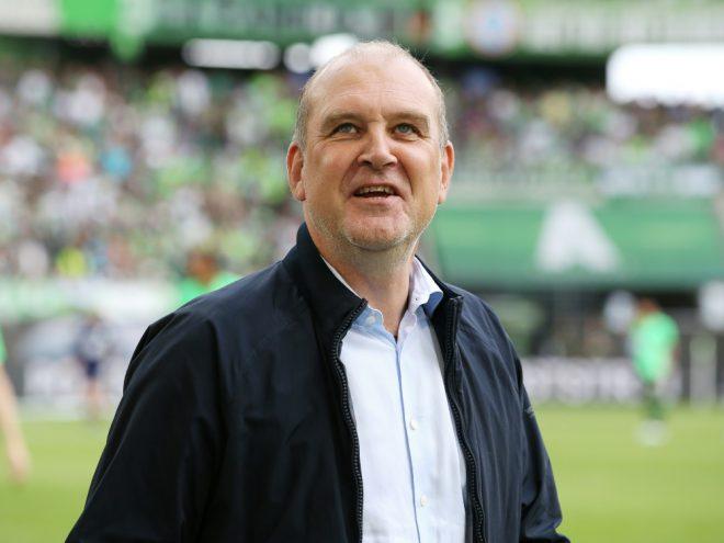Jörg Schmadtke kritisiert  Machtkampf im DFB