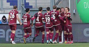 Dresden gewinnt gegen Kaiserslautern