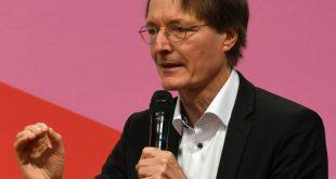 Karl Lauterbach hält EM-Absage für wahrscheinlich