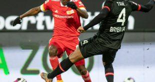 Union schockte Bayer in einem umkämpften Spiel