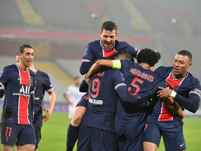 Paris St. Germain gewinnt Supercup gegen Marseille