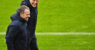 Hansi Flick lobt Freiburg-Coach Streich