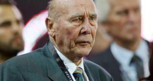 Horst Eckel ist nach seinem Sturz wieder zu Hause