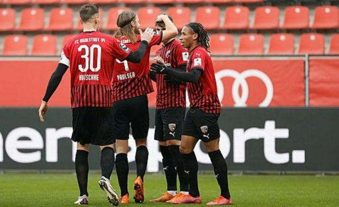 Ingolstadt gewinnt beim FSV Zwickau