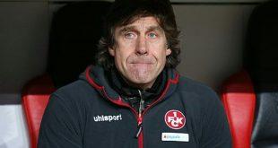 Ehrmann war zuletzt Torwarttrainer bei Kaiserslautern