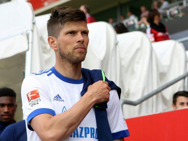 Bis 2017 spielte Klaas-Jan Huntelaar für den FC Schalke