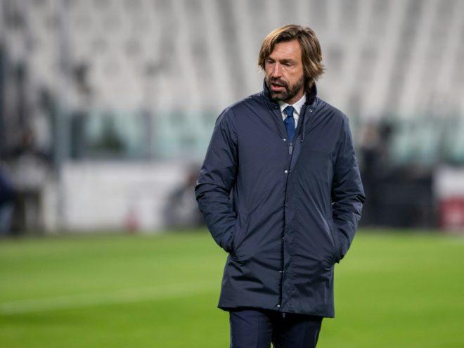 Pirlo nach Niederlage gegen Inter Mailand in der Kritik