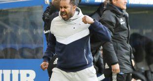 Daniel Thioune feiert Kantersieg gegen seinen Ex-Verein