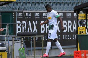 Breel Embolo steht gegen Bremen nicht im Gladbach-Kader