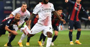 Franck Kessie bleibt mit Milan weiterhin an der Spitze