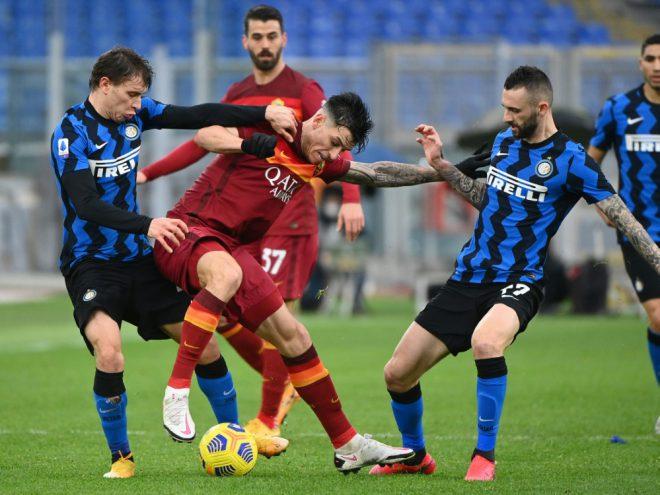 Inter Mailand und AS Rom trennen sich 2:2