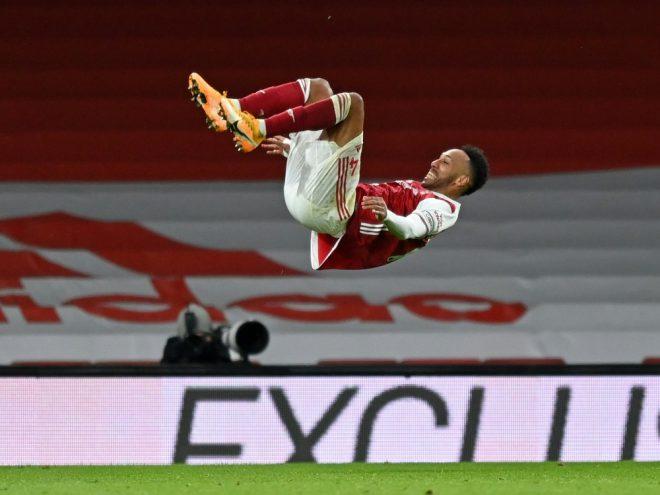 Aubameyang trifft doppelt - Arsenal schlägt Newcastle