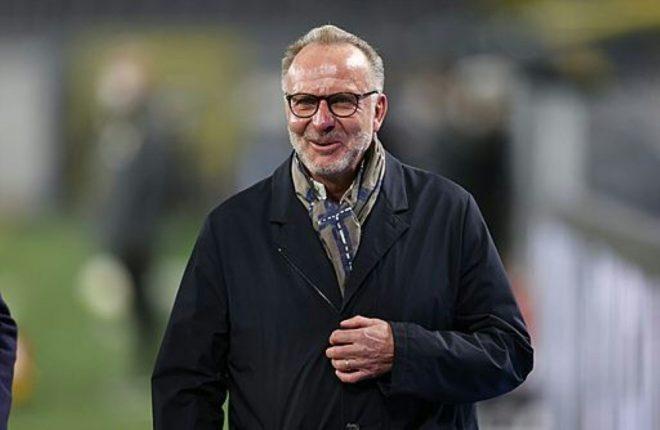 """Rummenigge ist überzeugt von Idee der """"Week of Football"""""""
