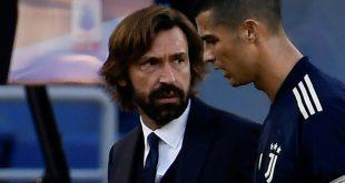 Pirlo (l.) hatte Ronaldo einen freien Tag gegönnt