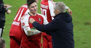 Freiburg gewinnt gegen Stuttgart