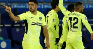 Luis Suarez (l.) erzielte den Siegtreffer