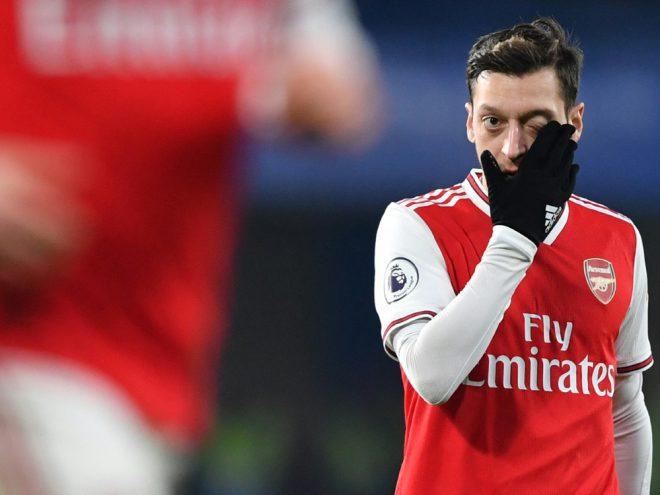 Wird Arsenal wohl verlassen: Mesut Özil