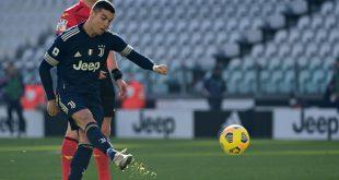 Ronaldo und Juventus machten Punkte gut