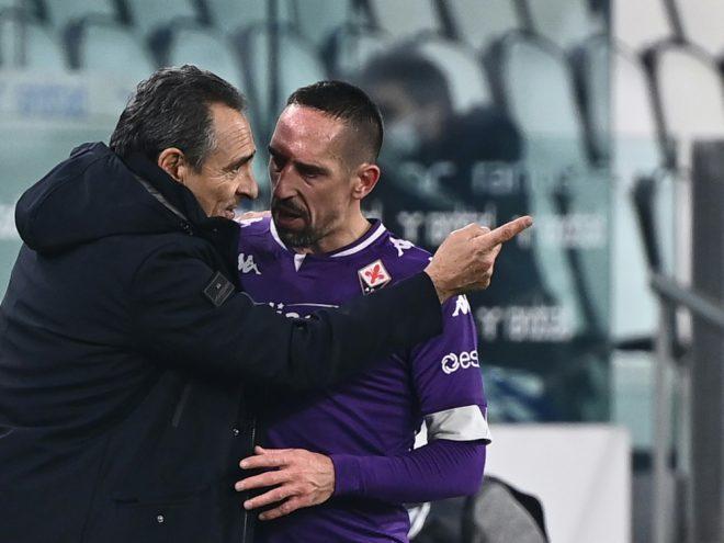 Sein 150. Tor erzielte Franck Ribery gegen FC Turin