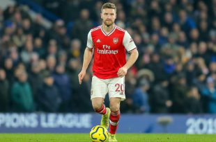 Shkodran Mustafi steht wohl vor Arsenal-Abgang
