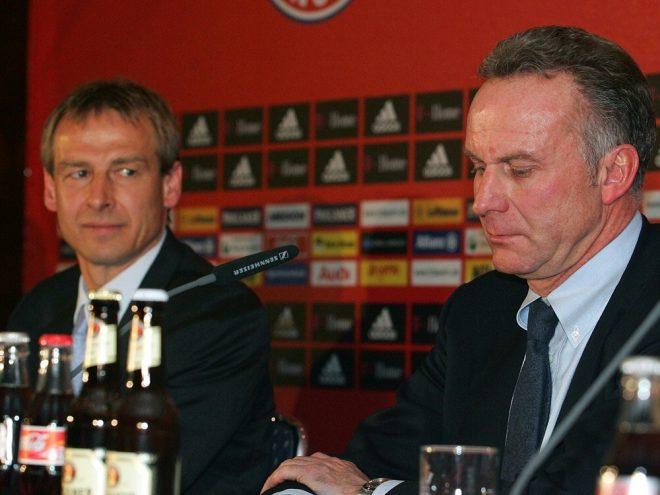 Klinsmann-Engagement war für Rummenigge ein Fehler