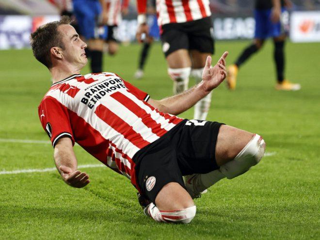 Fehlt PSV für zwei weitere Wochen: Mario Götze