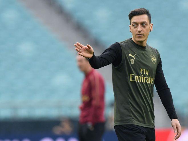 Mesut Özil verlässt den FC Arsenal