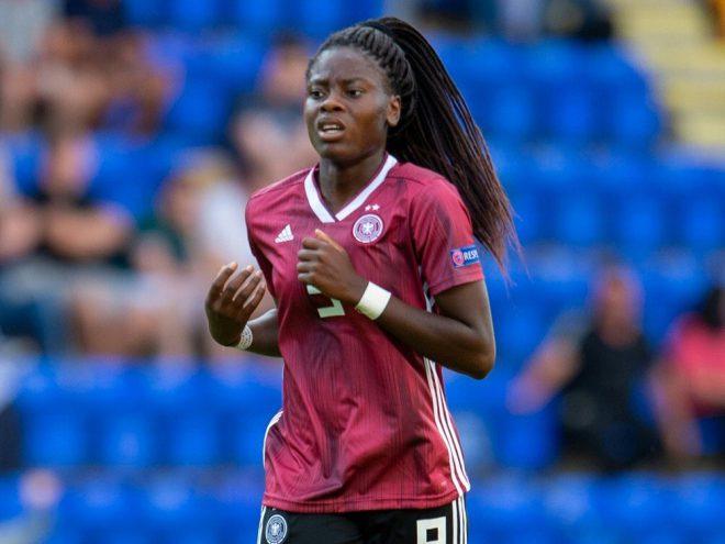 Anyomi begeistert nach Debüt im Nationalteam