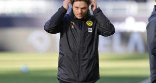 Edin Terzic will mit Dortmund das Derby gewinnen