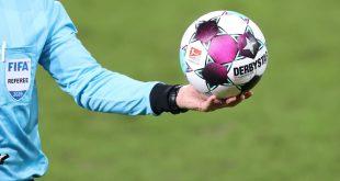 Profifußball darf trotz Pandemie stattfinden