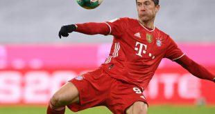 Lewandowski und Co. müssen gegen Lazio ran