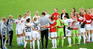 Auftakt der DFB-Frauen im Free-TV