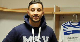Aziz Bouhaddouz wechselt von Sandhausen nach Duisburg