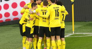 Borussia Dortmund bezwingt Arminia Bielefeld 3:0