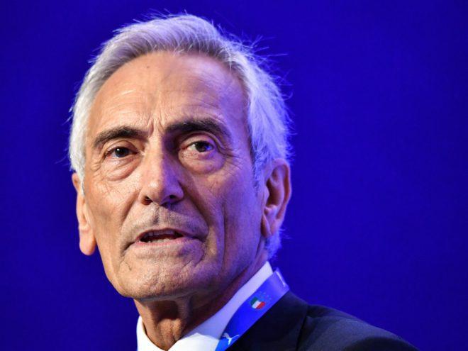 Weitere drei Jahre Präsident des FIGC: Gabriele Gravina