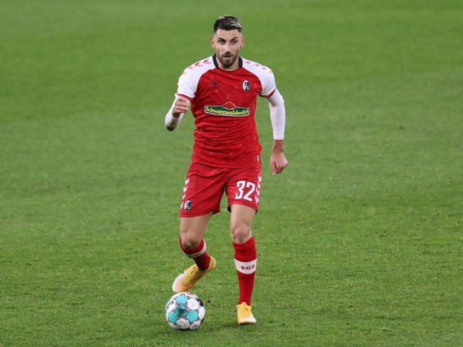 Grifo offen für Wechsel in die italienische Liga