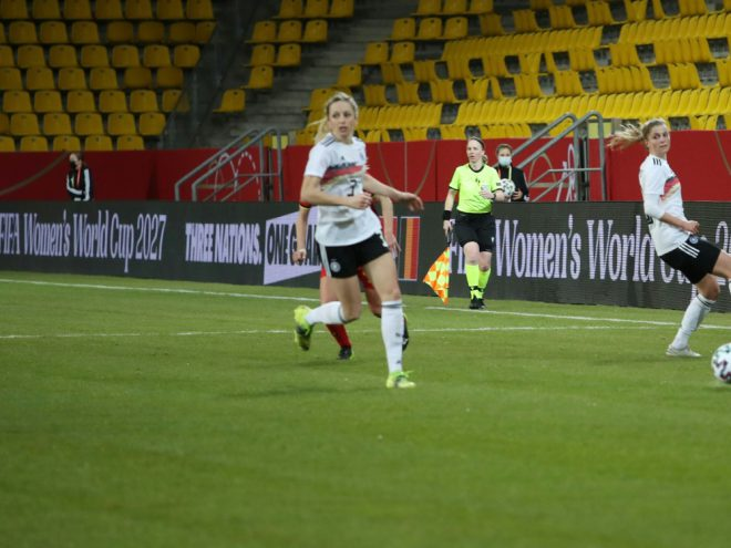 Ausfälle bei der Frauen-Nationalmannschaft