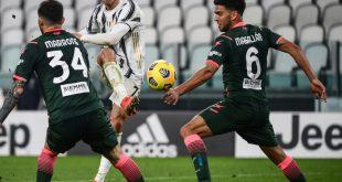 Ronaldo trifft doppelt