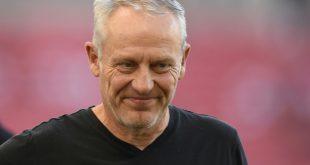 Christian Streich bleibt Trainer in Freiburg
