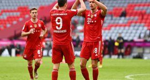 Kantersieg: Der FC Bayern bezwingt Köln 5:1
