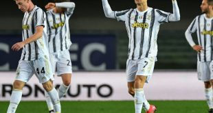 Trotz Tor von Ronaldo spielt Juventus nur 1:1