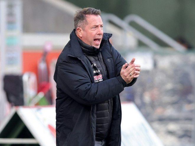 Dynamo-Trainer Kauczinski sieht ein 2:0 seines Teams
