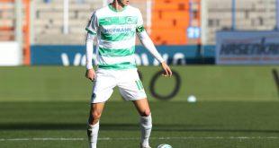 Branimir Hrgota trifft doppelt bei Fürth Sieg