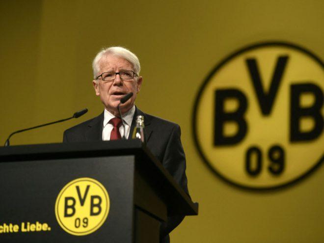 Reinhard Rauball sieht Ansehensverluste im Profi-Fußball