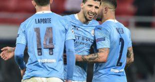 Manchester City festigt die Tabellenführung in England