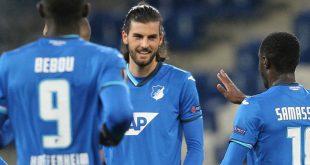 Florian Grillitsch (mitte) will Duelle mit großen Klubs